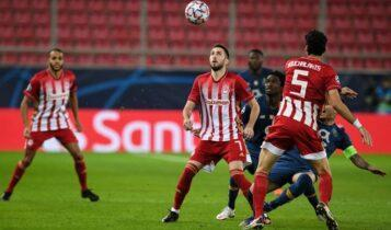 Ολυμπιακός: Με την Αϊντχόφεν στους «32» του Europa League