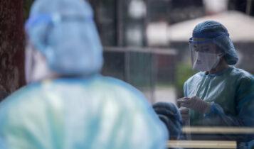 Κορωνοϊός: 639 νέα κρούσματα, 558 διασωληνωμένοι, 62 θάνατοι