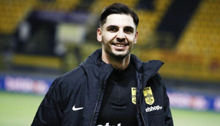 Σιαμπάνης σε ΕΠΟ-Super League: «Ενημέρωσα αμέσως την ομάδα μου»