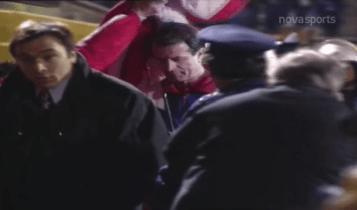 ΑΕΚ-Ολυμπιακός: Η εφιαλτική επιστροφή Μπάγεβιτς στη Νέα Φιλαδέλφεια το 1996 (VIDEO)
