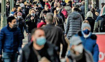 Λονδίνο - Γερμανία: Κοσμοσυρροή στα καταστήματα πριν από το lockdown