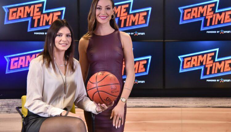 Η Εβίνα Μάλτση στο ΟΠΑΠ Game Time (VIDEO)