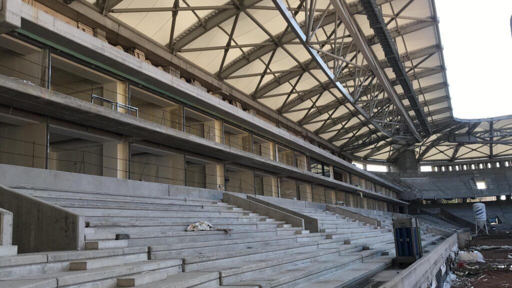 Το enwsi.gr στην «Αγιά Σοφιά-OPAP Arena»: Οι φεγγίτες, η υπογειοποίηση και «μαγικό» εσωτερικό του γηπέδου της ΑΕΚ! (ΦΩΤΟ-VIDEO)