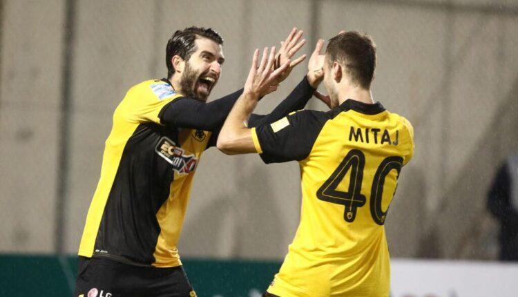 Super League: Ανσαριφάρντ και Μιτάι στην 11άδα της αγωνιστικής (ΦΩΤΟ)