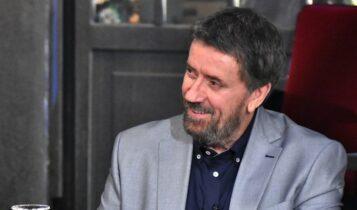 Τηλεοπτική βόμβα: Τελειώνει από τον ΣΚΑΪ ο Σπύρος Παπαδόπουλος