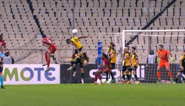 Ετσι έσωσε ο Τσιντώτας το 1-2 (VIDEO)