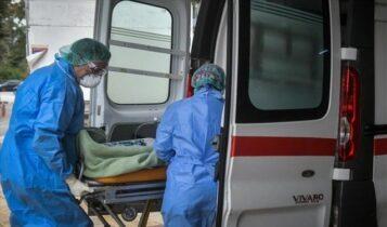 Κορωνοϊός: 1.155 νέα κρούσματα, 542 οι διασωληνωμένοι, 78 ακόμα θάνατοι