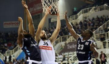 Basket League: Τέσσερα ματς σήμερα -Ο ΠΑΟΚ στη Ρόδο, ο Ιωνικός με τον Προμηθέα