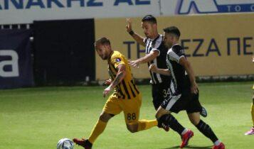 Super League: Στην Κρήτη ο Αρης -Ο Παναιτωλικός υποδέχεται τον Απόλλωνα