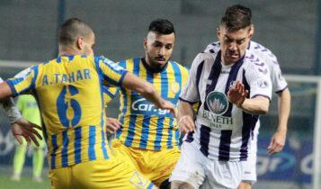 Super League: Τρίποντο για τον Απόλλωνα στο Αγρίνιο με 1-0 (VIDEO)