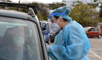 Κορωνοϊός: 901 νέα κρούσματα, 534 διασωληνωμένοι, 58 θάνατοι