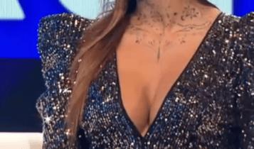 Απίθανη εμφάνιση στην ελληνική TV (VIDEO)