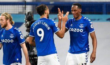 Premier League: Μεγάλη νίκη της Εβερτον, 2-1 την Αρσεναλ (VIDEO)