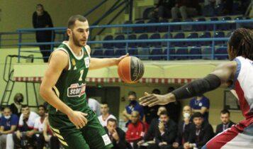 Basket League: Με τα χίλια ζόρια ο Παναθηναϊκός, 66-73 το Μεσολόγγι (VIDEO)