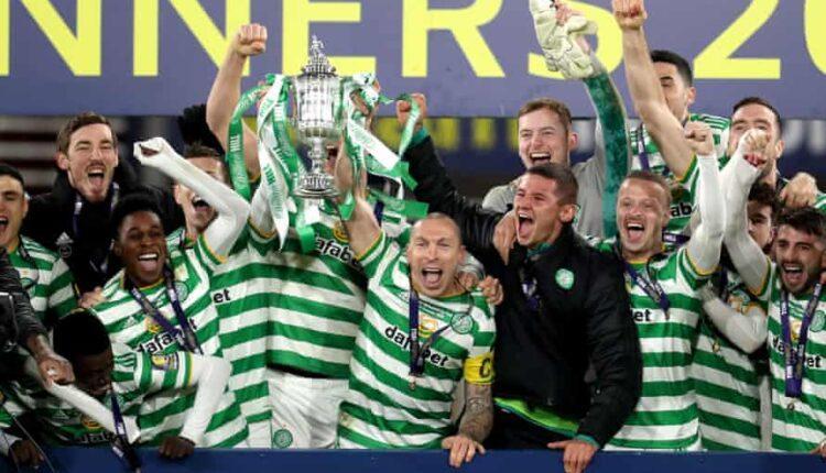 Μπάρκας: Κατέκτησε το Κύπελλο Σκωτίας η Σέλτικ