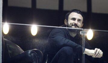 Καρυπίδης: Κατέθεσε για την υπόθεση του Σιαμπάνη