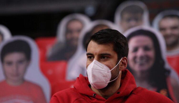 Ολυμπιακός: Χωρίς τον Πρίντεζη κόντρα στην Φενέρμπαχτσε