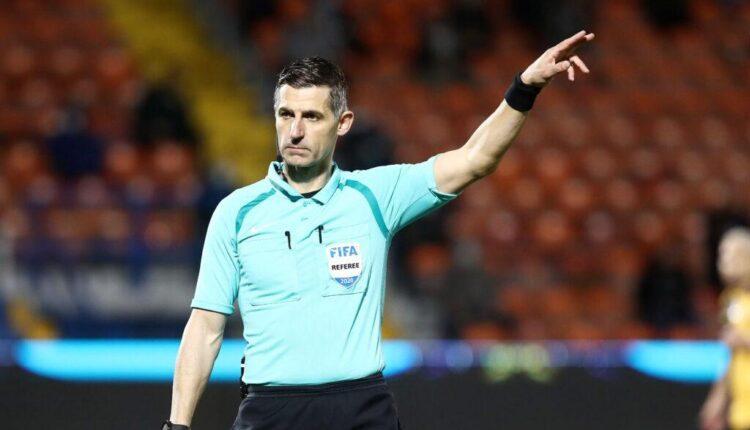 Ο Σιδηρόπουλος πρώτος διαιτητής σε συμμετοχές στην Α' Εθνική