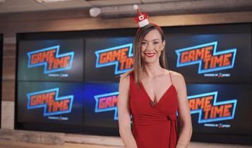 ΟΠΑΠ Game Time: Εορταστικό επεισόδιο με Λίλα, Χριστίνα και Δώρα (VIDEO)