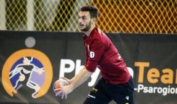 Μπαμπατζανίδης: «Η ΑΕΚ με στηρίζει και μου δίνει κίνητρο»