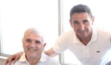 ΑΕΚ: 11 προπονητές και 7 τεχνικοί διευθυντές με Μελισσανίδη!