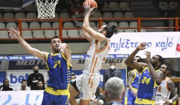 Basket League: «Πάτησε» το Περιστέρι ο Προμηθέας με 75-58 (VIDEO)