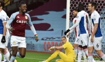 Premier League: «Τριάρα» της Βίλα στην Πάλας (VIDEO)