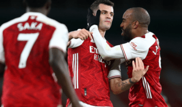 Premier League: Ετσι πήρε το ντέρμπι η Αρσεναλ (VIDEO)