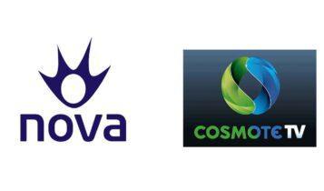 Nova vs Cosmote TV: Η νέα μεγάλη μάχη της συνδρομητικής