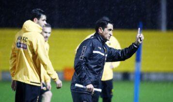ΑΕΚ: Εχει οριστεί η αποζημίωση σε περίπτωση που δεν συνεχίσει με Χιμένεθ στο τέλος της σεζόν