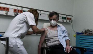 Το εμβόλιο, το φανελάκι του καθηγητή και το ντουέτο Βίσση - Βανδή