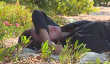 Survivor 4: Οι Μαχητές ξεσπούν για την Κρεμλίδου - «Ολη μέρα κάθεται και κοιμάται» (VIDEO)