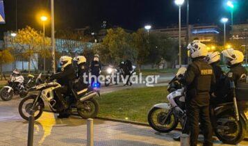 Θεσσαλονίκη: Νεαροί στην Τούμπα πέταξαν μπουκάλια σε αστυνομικούς που πήγαν να τους ελέγξουν