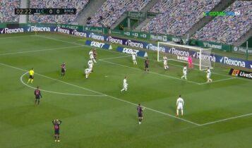 La Liga: Γκέλαρε η Ρεάλ  (VIDEO)