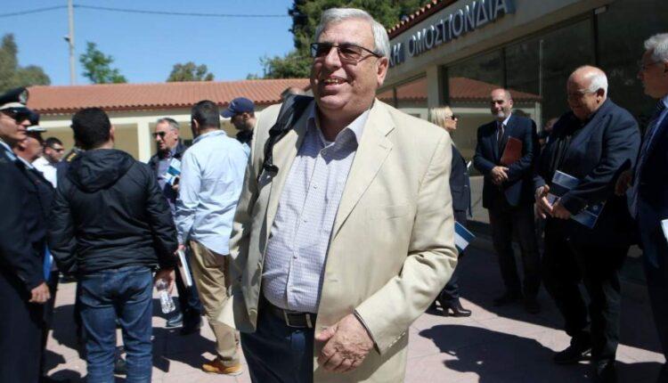 Ψαρόπουλος: «Με κυνηγάει η ομάδα μου και το κόμμα μου, θα είμαι υποψήφιος οποτεδήποτε γίνουν εκλογές»