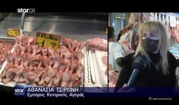 «Ζεστάθηκε» η εορταστική αγορά - Τι αγόρασαν οι πολίτες; (VIDEO)