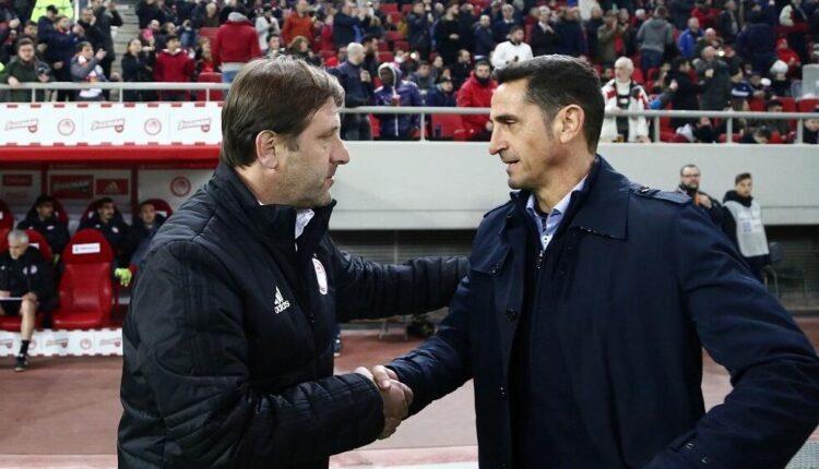 Μαρτίνς: «Η ΑΕΚ είναι μία καλή ομάδα με νέο προπονητή, δεν θα είναι εύκολο ματς»