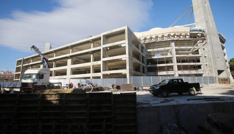 «Αγιά Σοφιά-OPAP Arena»: Tα 2 κτίρια, περιουσία της ΑΕΚ, πίσω από τα δύο πέταλα (ΦΩΤΟ)