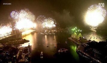 Αυστραλία: Εντυπωσιακά πυροτεχνήματα για το 2021 (VIDEO)