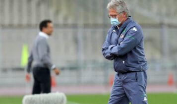 Μπόλονι: «Eχω βαρεθεί με τις αντιδράσεις των παικτών μου»