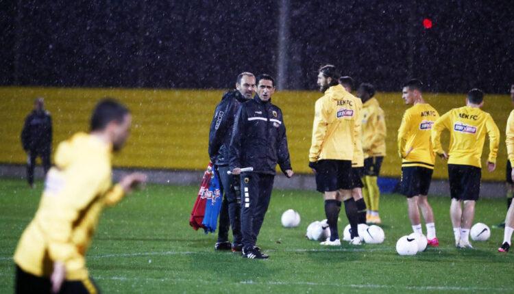 Σταύρος Καζαντζόγλου: «Τα δύο σημαντικά νέα για την ΑΕΚ το 2021» (VIDEO)