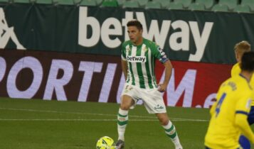 La Liga: Στον αέρα το Μπέτις-Σεβίλλη