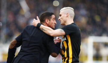 «Αν θέλει να επιστρέψει στην ΑΕΚ, ο Βράνιες πρέπει να ρίξει τις απαιτήσεις του»