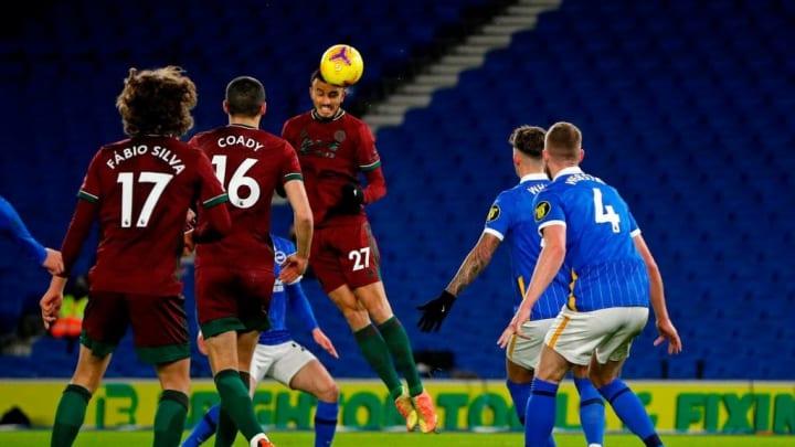 Premier League: Ισοπαλία 3-3 η... ματσάρα Μπράιτον-Γουλβς (VIDEO)