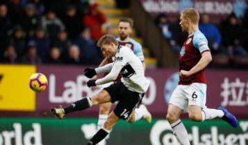 Premier League: Αναβάλλεται και το Μπέρνλι - Φούλαμ λόγω κορωνοϊού