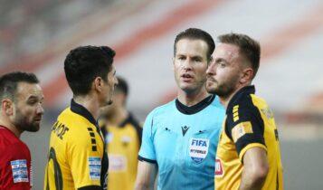 Τάνκοβιτς: «Δεν είναι αποδεκτό να χάνουμε με 3-0, μας πονά πολύ» (VIDEO)