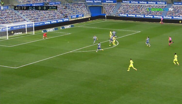 La Liga: Συνεχίζει με νίκες η Ατλέτικο, 1-2 την Αλαβές στο 90' (VIDEO)