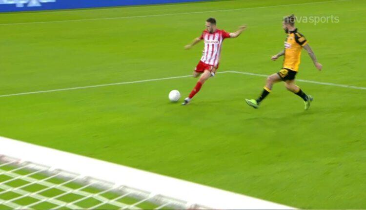 Απείλησε την ΑΕΚ ο Ολυμπιακός με Φορτούνη (VIDEO)