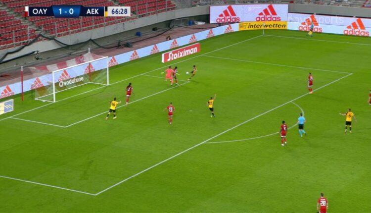 Ο Μάνταλος έχασε διπλή άχαστη ευκαιρία και καπάκι... 2-0! (VIDEO)