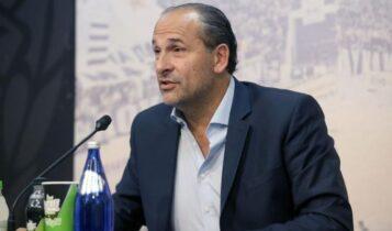 Βασιλακόπουλος: Με Μπάνε Πρέλεβιτς στις εκλογές της ΕΟΚ